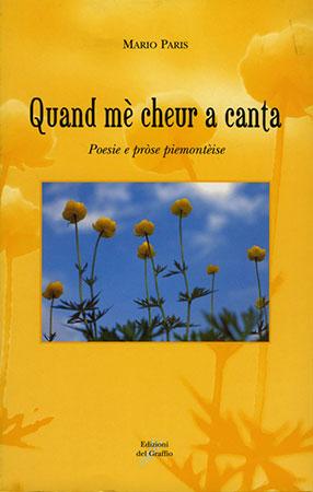 Libro - Quand mè cheur a canta