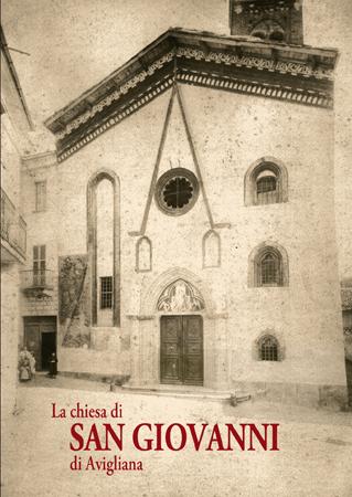 La chiesa di San Giovanni di Avigliana