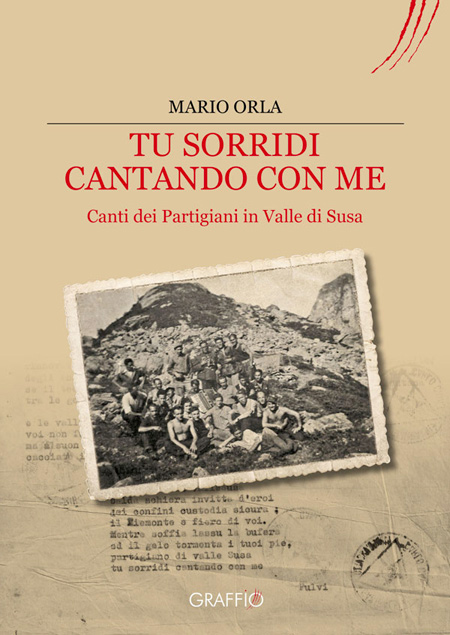 Libro canti Partigiani